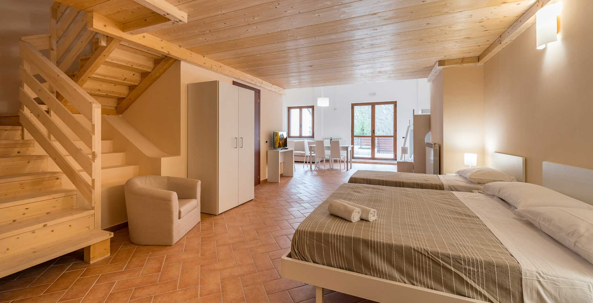 Residence Orso Bianco - Prati di Tivo